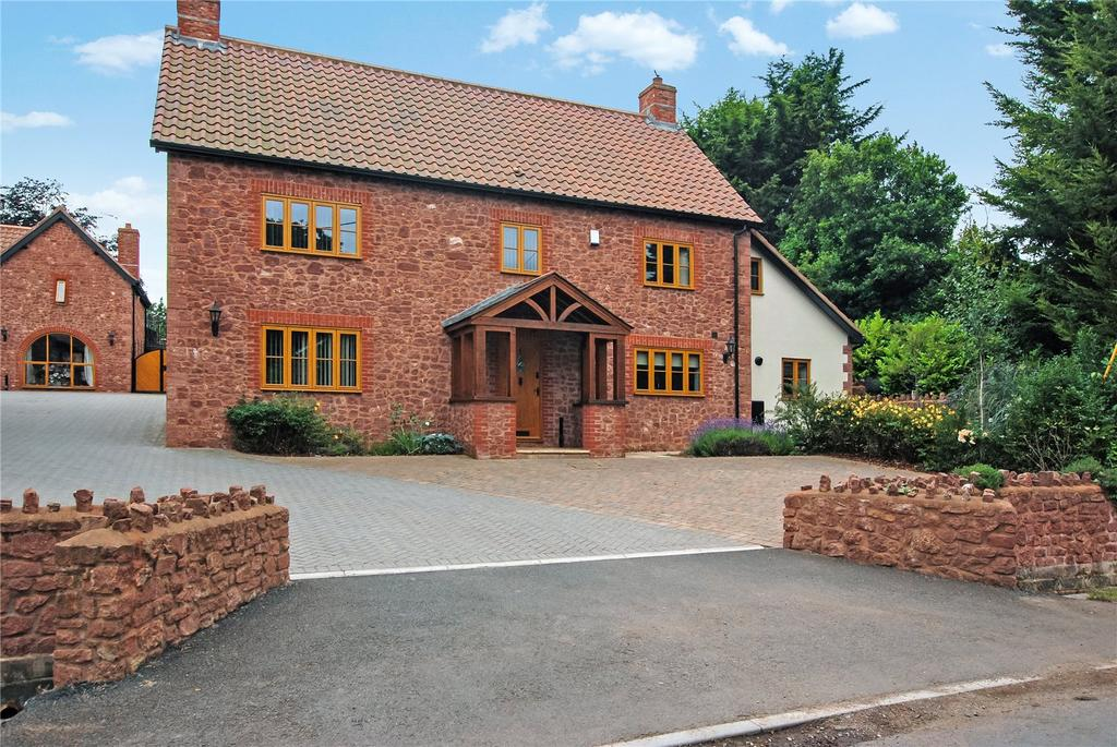 5 Bedrooms House for sale in Brook Street, North Newton, Bridgwater, Somerset, TA7