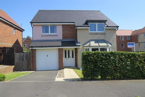 4 bedroom detached house for sale - Hindmarsh Drive, Barley Rise, Ashington