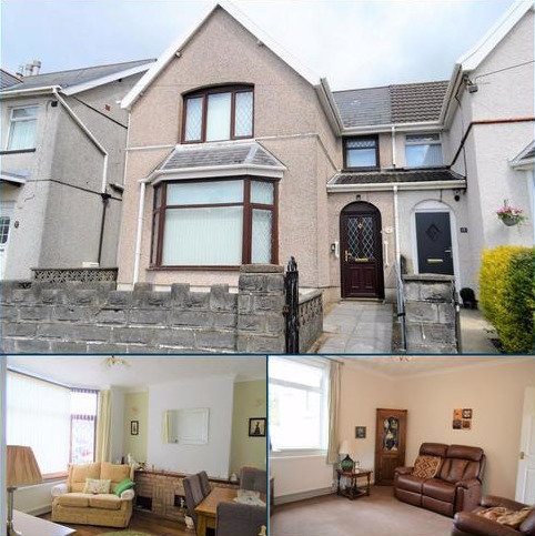 3 bedroom semi-detached house for sale - Garden Crescent, Swansea, SA4