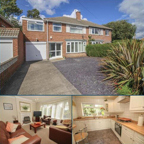 4 bedroom semi-detached house for sale - Thropton Crescent, Regent Farm, Newcastle Upon Tyne