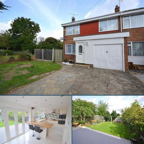 3 bedroom end of terrace house for sale - Ashley Green, East Hanningfield, Chelmsford