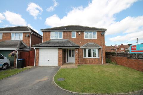 4 bedroom detached house for sale - Clifton Green, Sunnybrow, Crook