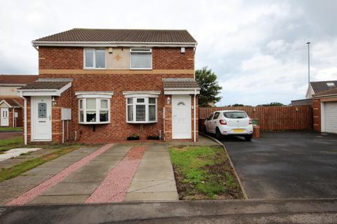2 bedroom semi-detached house for sale - Brunel Close, Hartlepool