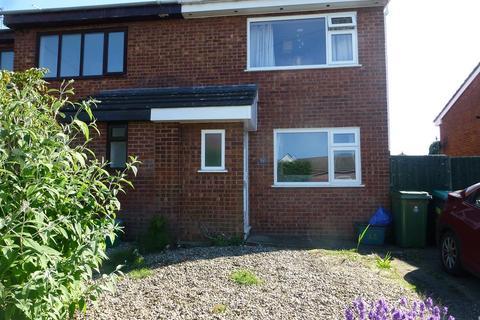 2 bedroom semi-detached house for sale - Glan Aber Close, Rhosrobin, Wrexham