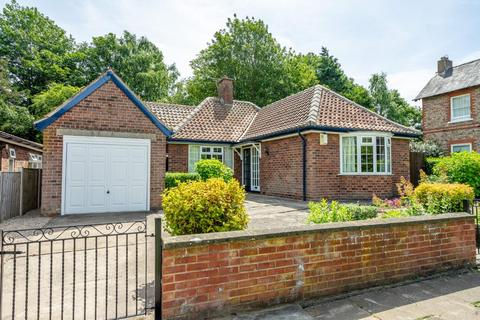 3 bedroom detached bungalow for sale - Croftway, YORK