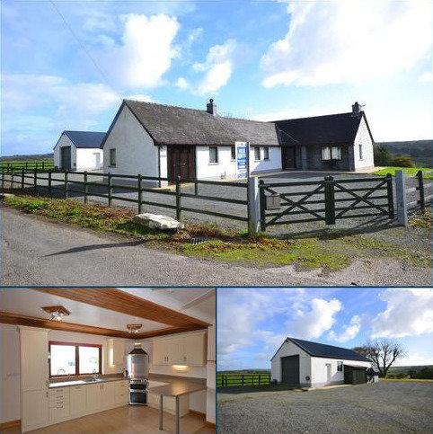 4 bedroom detached bungalow for sale - Llwyndrain