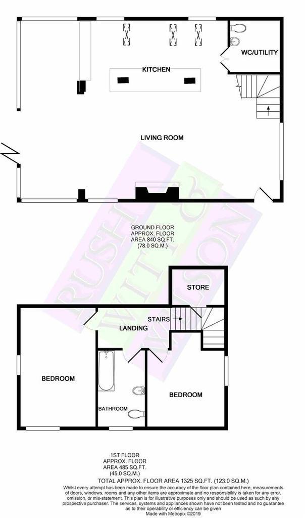 Floorplan 2 of 2: Heronden Granary Rye Rd Sandhurst TN185 PHmono print.JPG