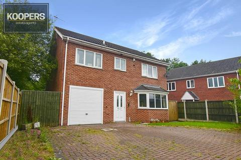 4 bedroom detached house for sale - Heath Road, Heath, Chesterfield