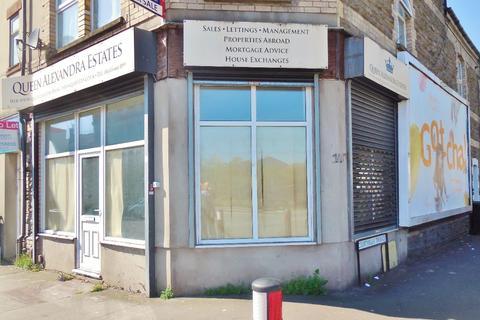 Shop for sale - Alexandra Road, Newport NP20 2JE