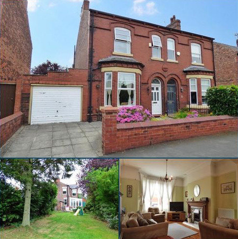 3 bedroom semi-detached house for sale - Parkfield Road North, New Moston, Manchester, M40