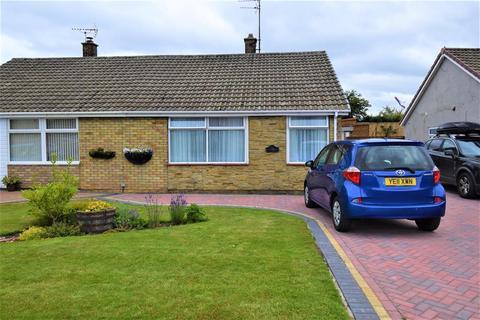 2 bedroom semi-detached bungalow for sale - Harewood Avenue, Bridlington, YO16 7QE
