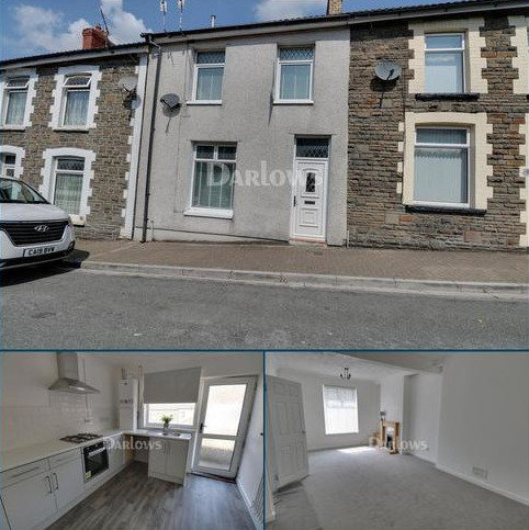 3 bedroom terraced house for sale - Bonvilston Road, Trallwn