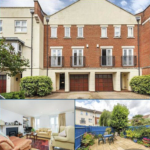 3 bedroom terraced house for sale - Corney Reach Way, London, W4