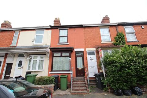 2 bedroom terraced house to rent - Norfolk Road, Wolverhampton, West Midlands, WV3