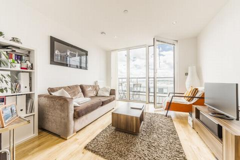1 bedroom apartment to rent - Admirals Tower, 8 Dowells Street, New Capital Quay, Greenwich, London, SE10