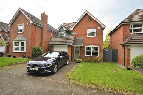 3 bedroom detached house for sale - Devenports Hill, Bushby, Leics, LE7 9NF