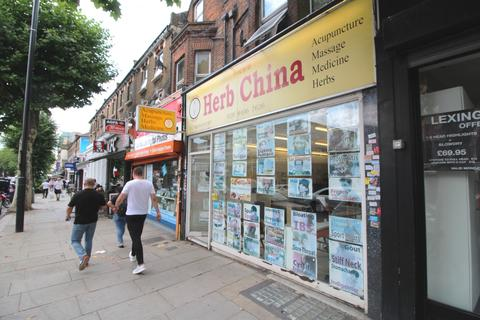Workshop & retail space for sale - High Road, North Finchley N12