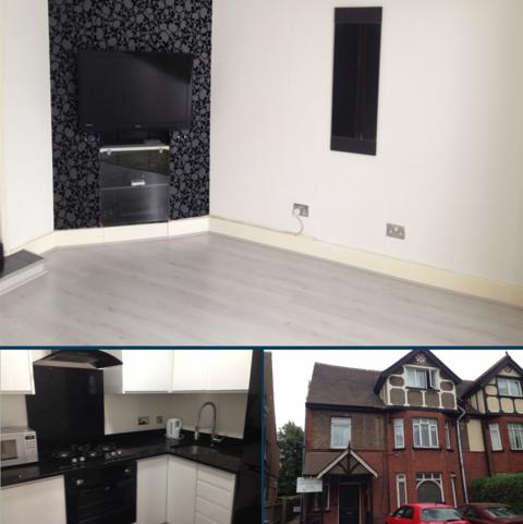 1 bedroom apartment to rent - Beech House Road, Croydon CR0