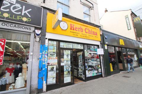 Workshop & retail space for sale - High Road, Wood Green N22