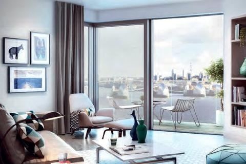 2 bedroom flat for sale - Royal Wharf, West Silvertown, London, E16