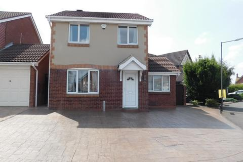 3 bedroom detached house for sale - Wolfscote Dale, Swadlincote, DE11