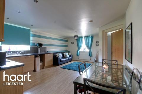 1 bedroom flat for sale - Sockburn Close, Hamilton, Leicester