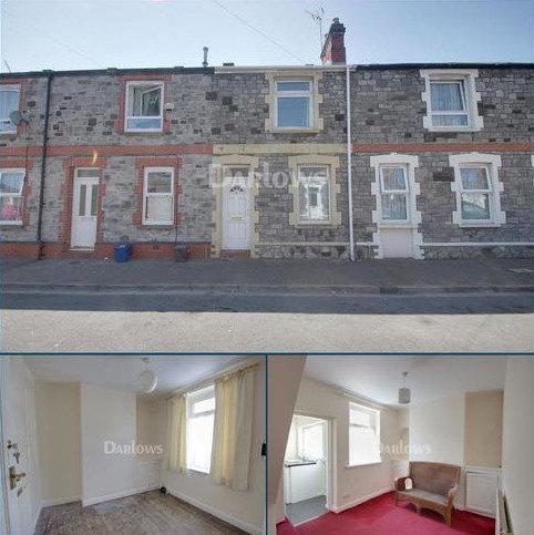 2 bedroom terraced house for sale - Kerrycroy Street, Splott, Cardiff