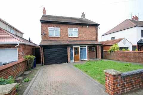 4 bedroom detached house for sale - West Avenue, South Shields
