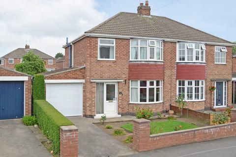 3 bedroom semi-detached house for sale - Eastholme Drive, Rawcliffe