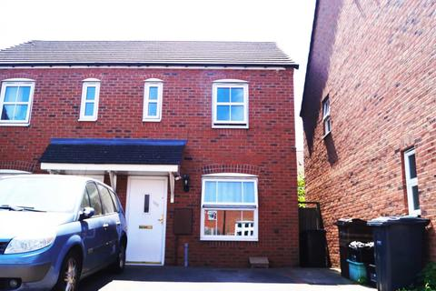 2 bedroom semi-detached house to rent - Wharf Lane, B91