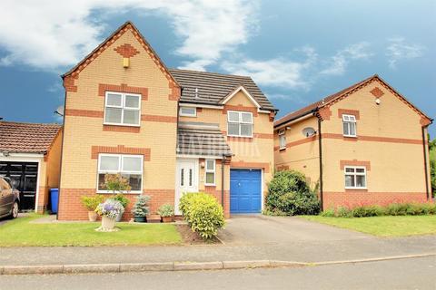 4 bedroom detached house for sale - Deepwell Court, Halfway