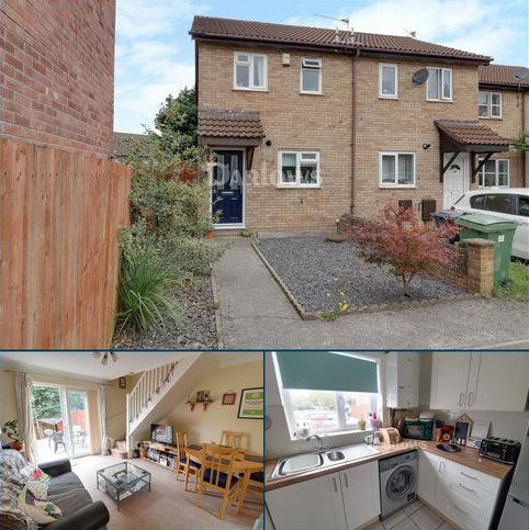 2 bedroom end of terrace house for sale - Bryn Haidd, Pentwyn, Cardiff, CF14