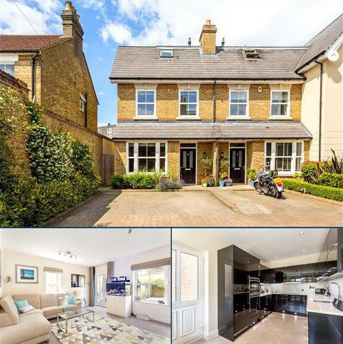 4 bedroom semi-detached house for sale - Kensington Mews, Windsor, Berkshire, SL4