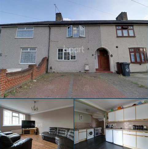 2 bedroom terraced house for sale - Fitzstephen Road, Dagenham