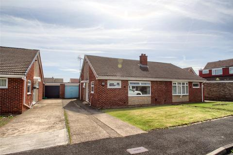 2 bedroom semi-detached bungalow for sale - Mitford Crescent, Bishopsgarth