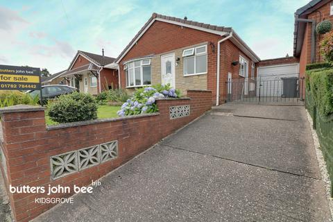 3 bedroom detached bungalow for sale - Pickwick Place, Kidsgrove