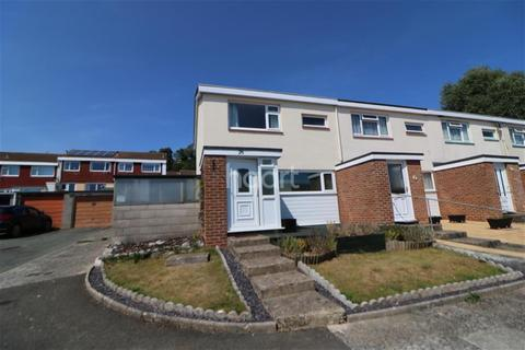 3 bedroom end of terrace house to rent - Helens Mead Close, Torquay
