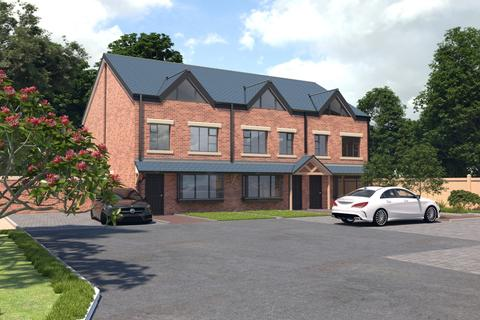 4 bedroom mews for sale - Church View, London Road South, Poynton