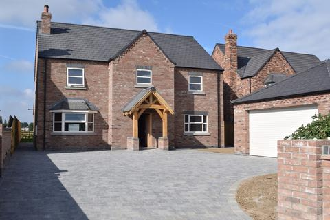 5 bedroom detached house for sale - The Whispers, Plot 4, Holton Road, Tetney