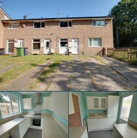 2 bedroom terraced house for sale - The Dell, Old St Mellons, Cartdiff