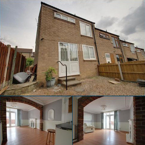 2 bedroom end of terrace house for sale - Challoner Way, Westfield