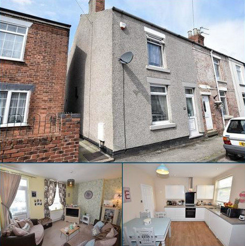 2 bedroom end of terrace house for sale - New Street, Morton, ALFRETON, Derbyshire