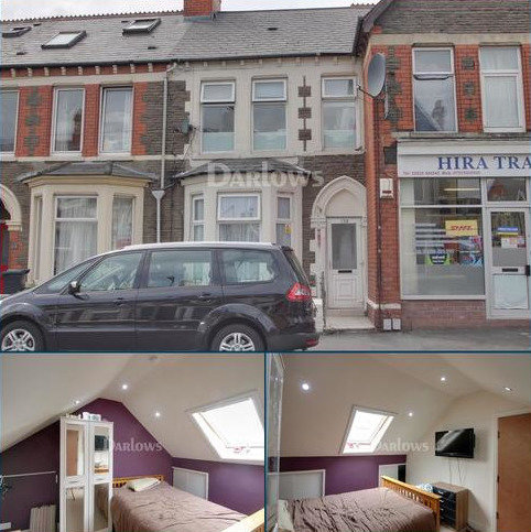 4 bedroom terraced house for sale - Donald Street, Roath, Cardiff