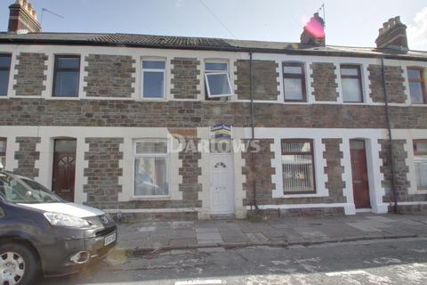 4 bedroom terraced house for sale - Thesiger Street, Cathays, Cardiff
