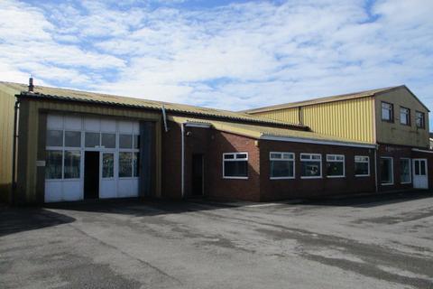 Industrial unit for sale - Industrial/Business/Showroom Unit, Plot 62, 42 Village Farm Industrial Estate, Pyle, CF33 6BN