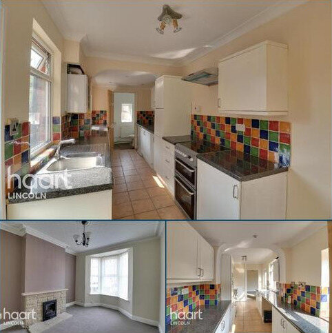 2 bedroom terraced house to rent - Harlaxton Road