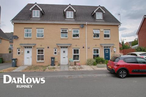 3 bedroom terraced house for sale - Wiilowbrook Gardens, St Mellons, Cardiff