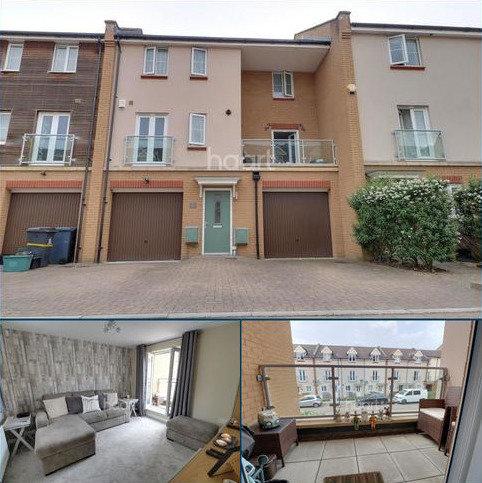 3 bedroom terraced house for sale - Sevastopol Road, Horfield, Bristol, BS7