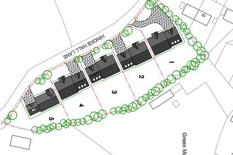 Land for sale - Land at Hincks Hall Lane, Markington HG3 3NU