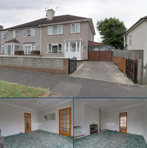 3 bedroom semi-detached house for sale - Lincoln Road, Maidstone, Kent